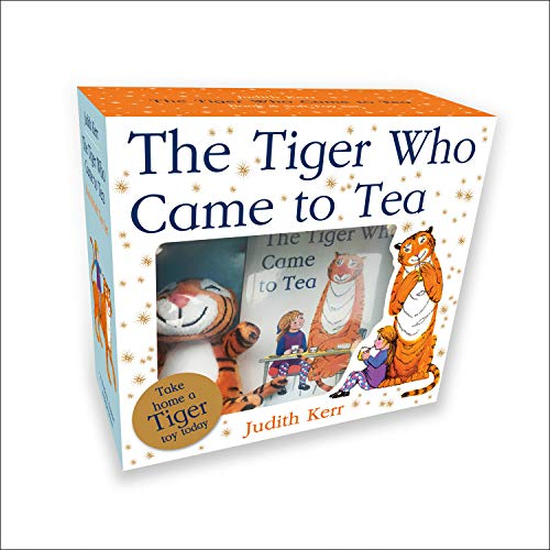 9780008203887: The Tiger Who Came to Tea: Book and Toy Gift Set