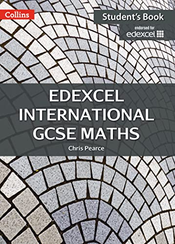 9780008205874: Edexcel International GCSE – Edexcel International GCSE Maths Student Book
