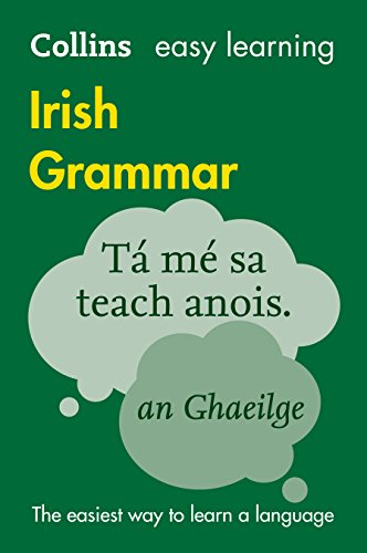 9780008207045: Collins Easy Learning Irish Grammar: Trusted support for learning