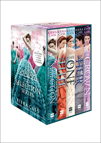 9780008209155: The Selection Series 1-5