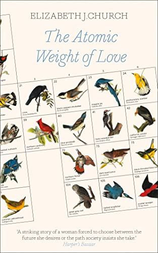 9780008209292: The Atomic Weight of Love