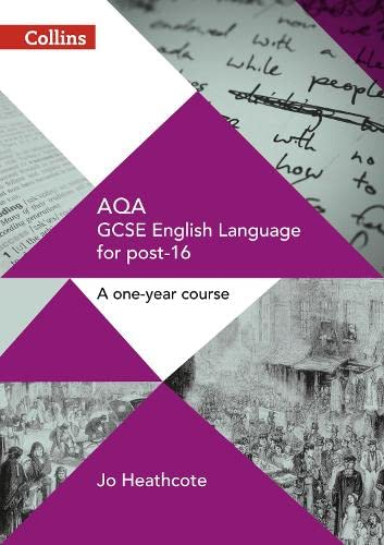 9780008209339: AQA GCSE English Language for post-16: Student Book (GCSE for post-16)