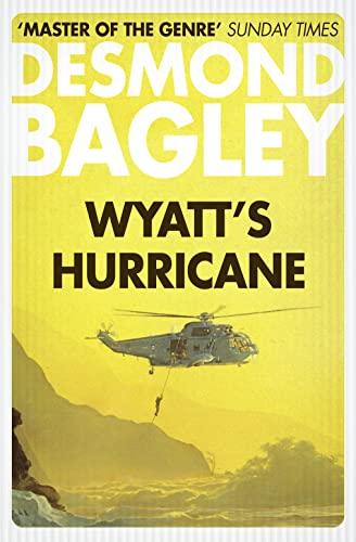 9780008211158: Wyatt's Hurricane
