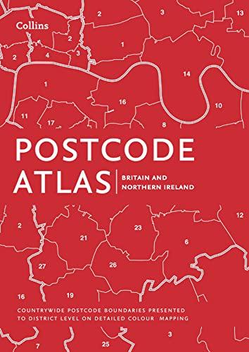 9780008211547: Postcode Atlas of Britain and Northern Ireland