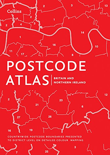 Postcode Atlas of Britain and Northern Ireland: Collins Maps