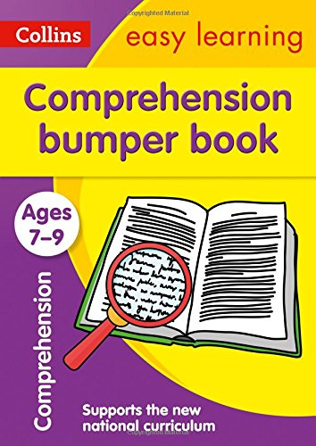 9780008212414: Comprehension Bumper Book Ages 7-9 (Collins Easy Learning KS2)