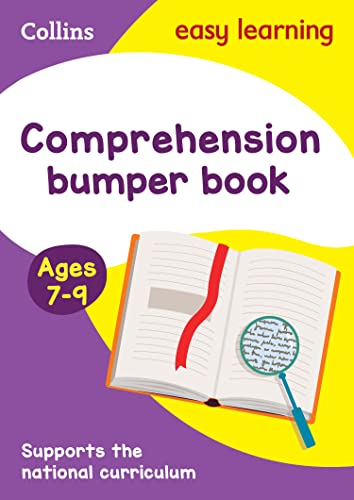 9780008212414: Comprehension Bumper Book: Ages 7-9 (Collins Easy Learning KS2)