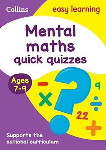 Mental Maths Quick Quizzes: Ages 7-9 (Collins: Collins UK