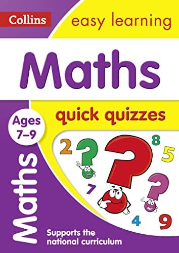 Maths Quick Quizzes: Ages 7-9 (Collins Easy: Collins UK