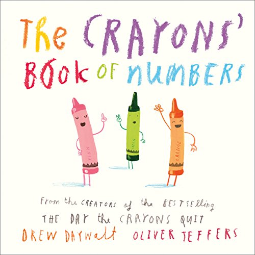 9780008212865: The Crayons´ Book Of Numbers