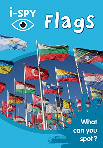 9780008213268: i-SPY Flags: What can you spot? (Collins Michelin i-SPY Guides)
