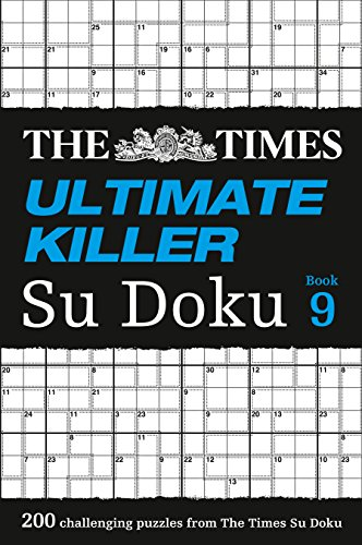 9780008213473: The Times Ultimate Killer Su Doku Book 9 (Times Mind Games)