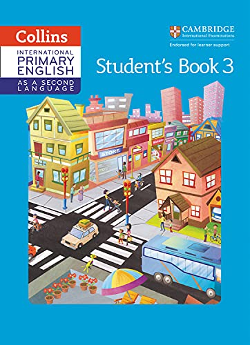 9780008213640: Cambridge Primary English as a Second Language Student Book: Stage 3