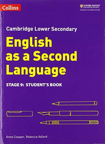 Lower Secondary English as a Second Language: Anna Cowper, Rebecca