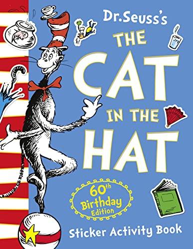9780008219628: CAT IN THE HAT STICKER ACTI_PB - AbeBooks