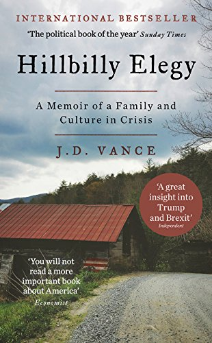 9780008220556: Hillbilly Elegy: A Memoir of a Family and Culture in Crisis