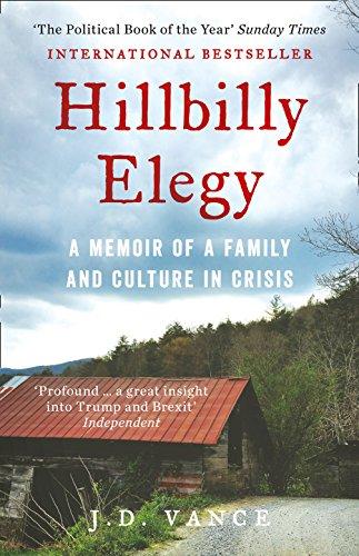 9780008220563: HILLBILLY ELEGY- PB (172 POCHE)