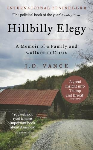 9780008221096: Hillbilly Elegy: A Memoir of a Family and Culture in Crisis