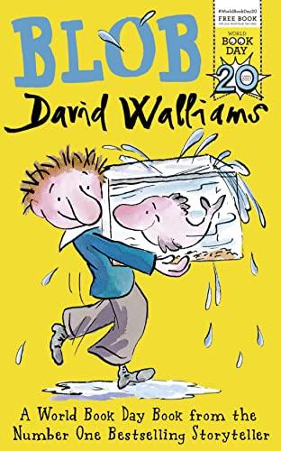 Blob Signed David Walliams: David Walliams
