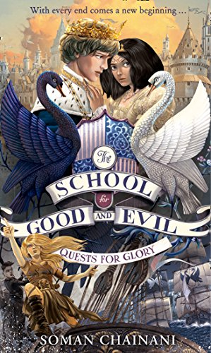 9780008224479: Quests for Glory (The School for Good and Evil)
