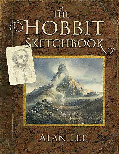 Beispielbild für The Hobbit Sketchbook zum Verkauf von The Book Bin