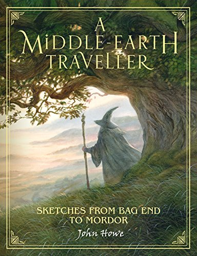 9780008226770: A Middle-earth Traveller: Sketches from Bag End to Mordor