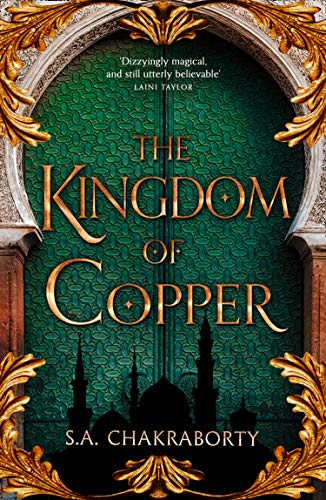 9780008239473: The Kingdom of Copper: The Daevabad Trilogy (2): Book 2