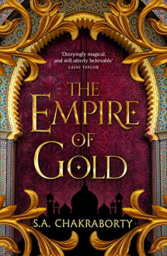 9780008239503: The Empire of Gold: The Daevabad Trilogy (3): Book 3