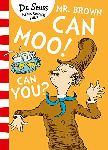 9780008240004: Mr. Brown Can Moo! Can You?