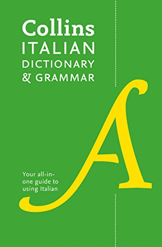 9780008241407: Collins Italian Dictionary and Grammar: Two books in one