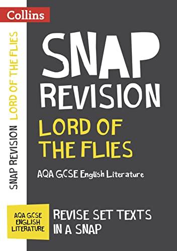 Lord Of The Flies: Aqa Gcse English: Collins Gcse, Collins