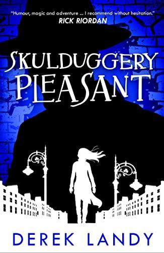 9780008248789: Skulduggery Pleasant (Skulduggery Pleasant, Book 1)