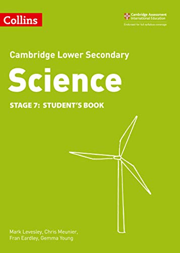 9780008254650: Lower Secondary Science Student's Book: Stage 7 (Collins Cambridge Lower Secondary Science)
