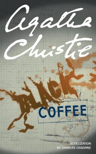 9780008255763: Black Coffee (Poirot)