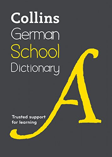 9780008257989: Collins German School Dictionary: Trusted Support for Learning