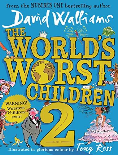 The World's Worst Children 2 1st 1st: David Walliams