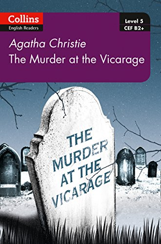 9780008262310: Murder at the Vicarage: B2+ Level 5 (Collins Agatha Christie ELT Readers)