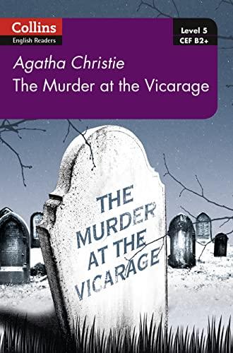 9780008262310: Murder at the Vicarage: B2 (Collins Agatha Christie ELT Readers)