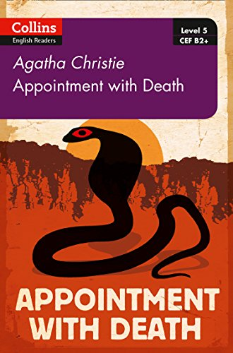 9780008262334: Appointment with Death: B2+ Level 5 (Collins Agatha Christie ELT Readers)
