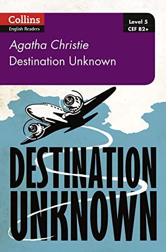 9780008262389: Destination Unknown