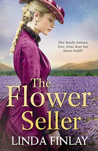 The Flower Seller: Finlay, Linda