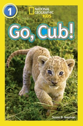 9780008266554: Go, Cub! (National Geographic Readers)