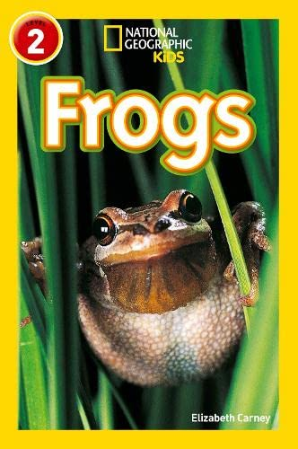 9780008266677: Frogs: Level 2 (National Geographic Readers)