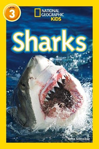 9780008266776: Sharks: Level 3 (National Geographic Readers)