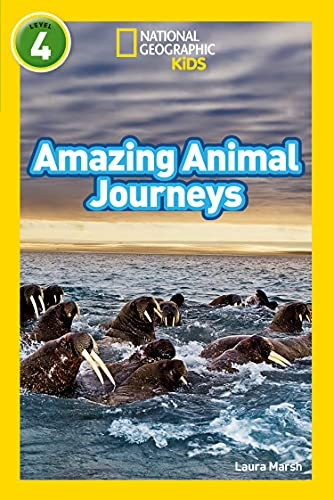 9780008266868: Amazing Animal Journeys (National Geographic Readers)