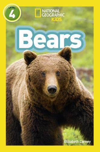 9780008266875: Bears (National Geographic Readers)