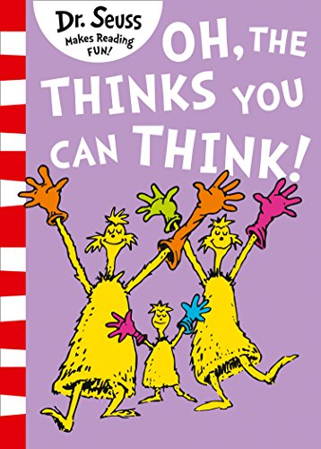 9780008272029: Oh, The Thinks You Can Think! (Dr. Seuss)
