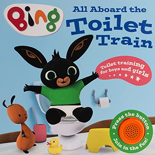9780008272456: All Aboard the Toilet Train!: A Noisy Bing Book