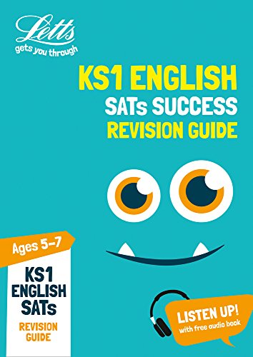 9780008276881: KS1 English SATs Revision Guide: 2018 Tests (Letts KS1 Revision Success)