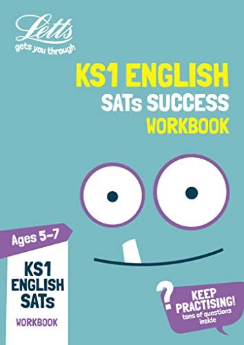 9780008276904: KS1 English SATs Practice Workbook: 2018 Tests (Letts KS1 Revision Success)